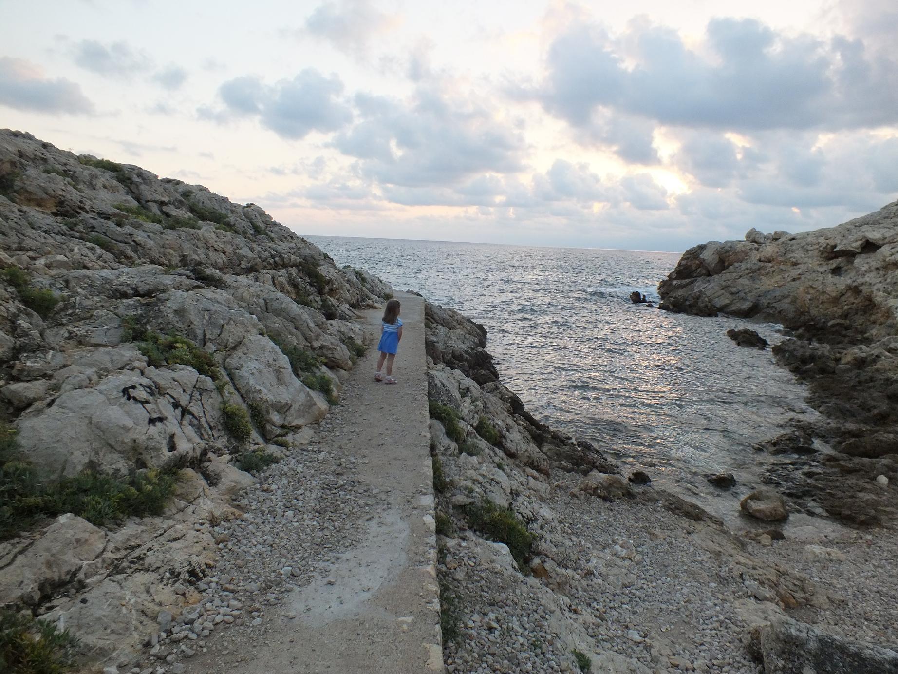 Cap Salou_Far de Salou bay