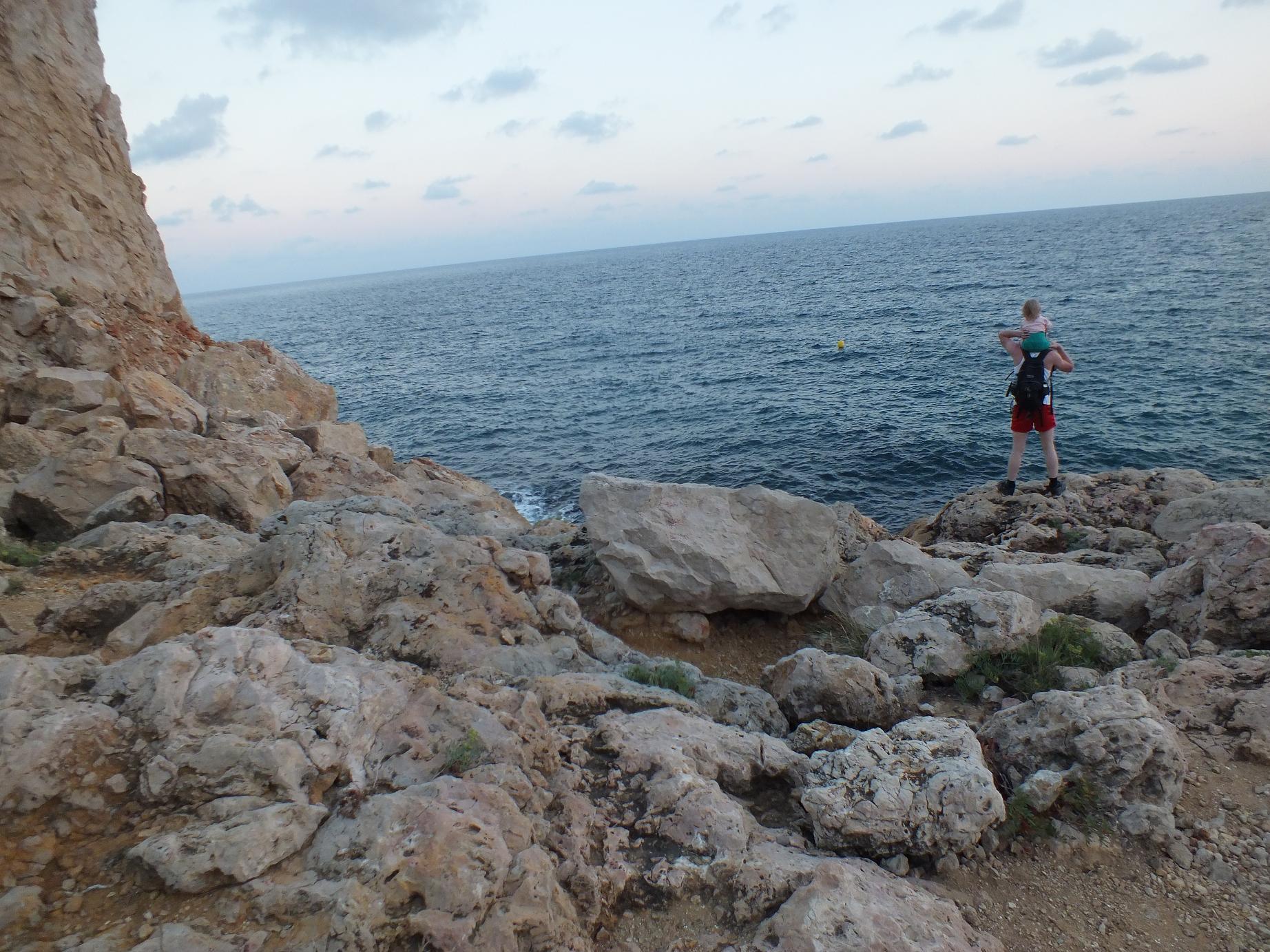 Cap Salou_Far de Salou bay2