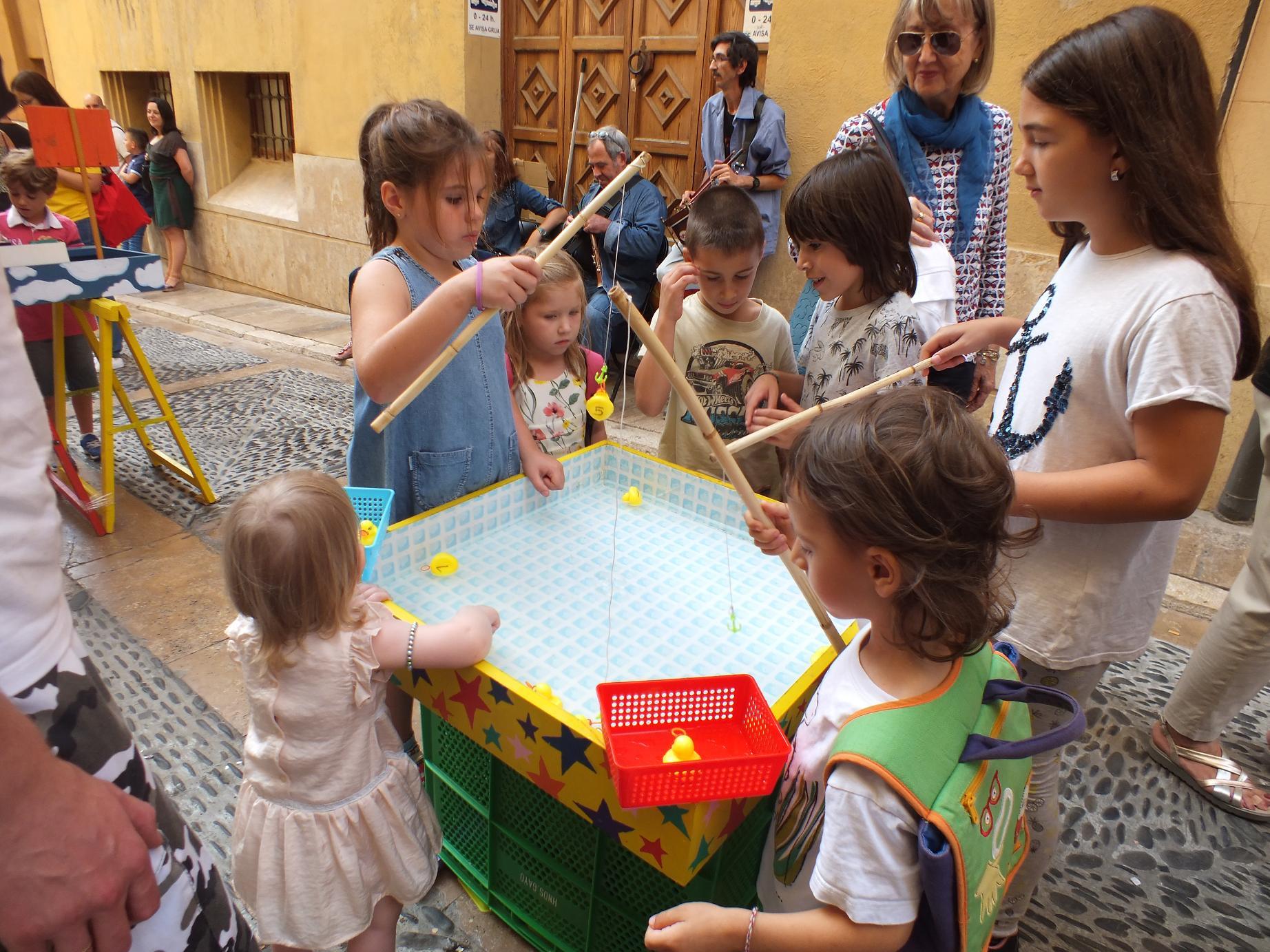 Tarragona_children street games4