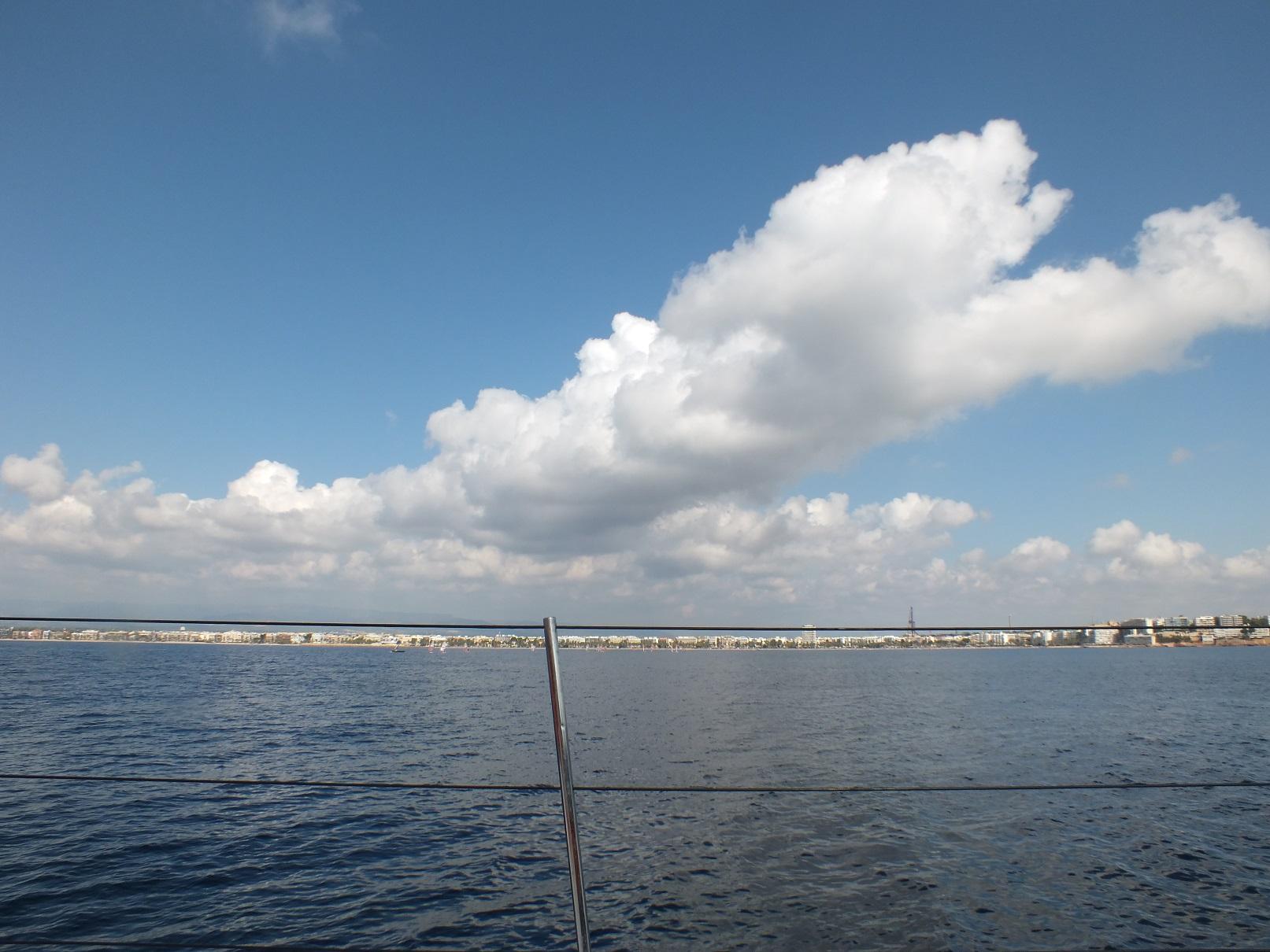 Cambrils sea view