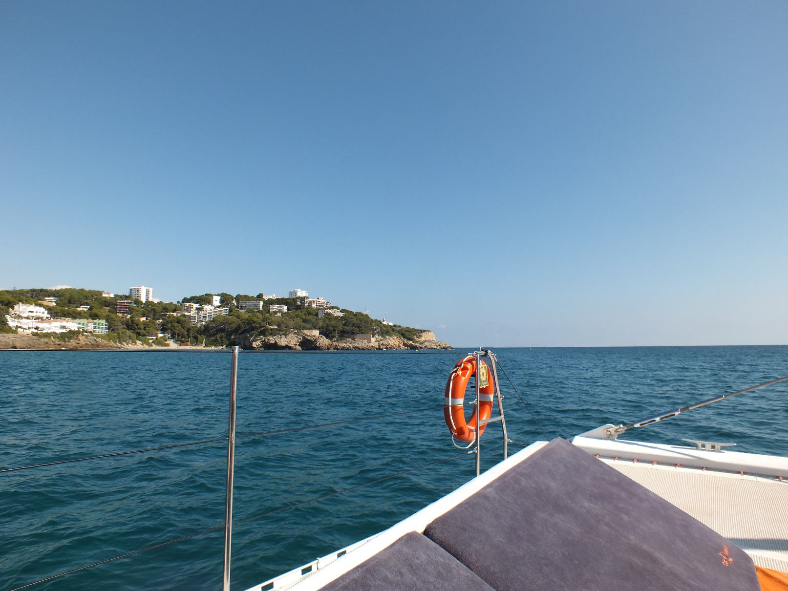 Cambrils sea view2