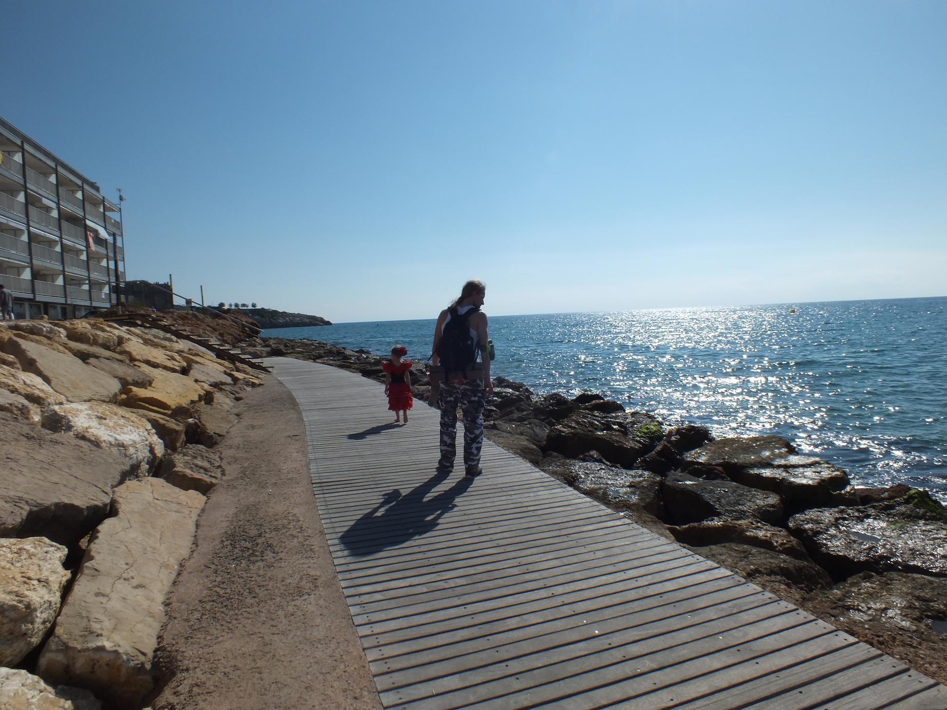 Salou_seafront