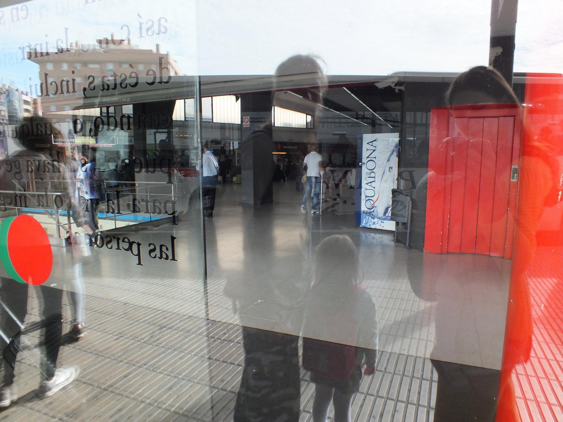 Tarragona bus station
