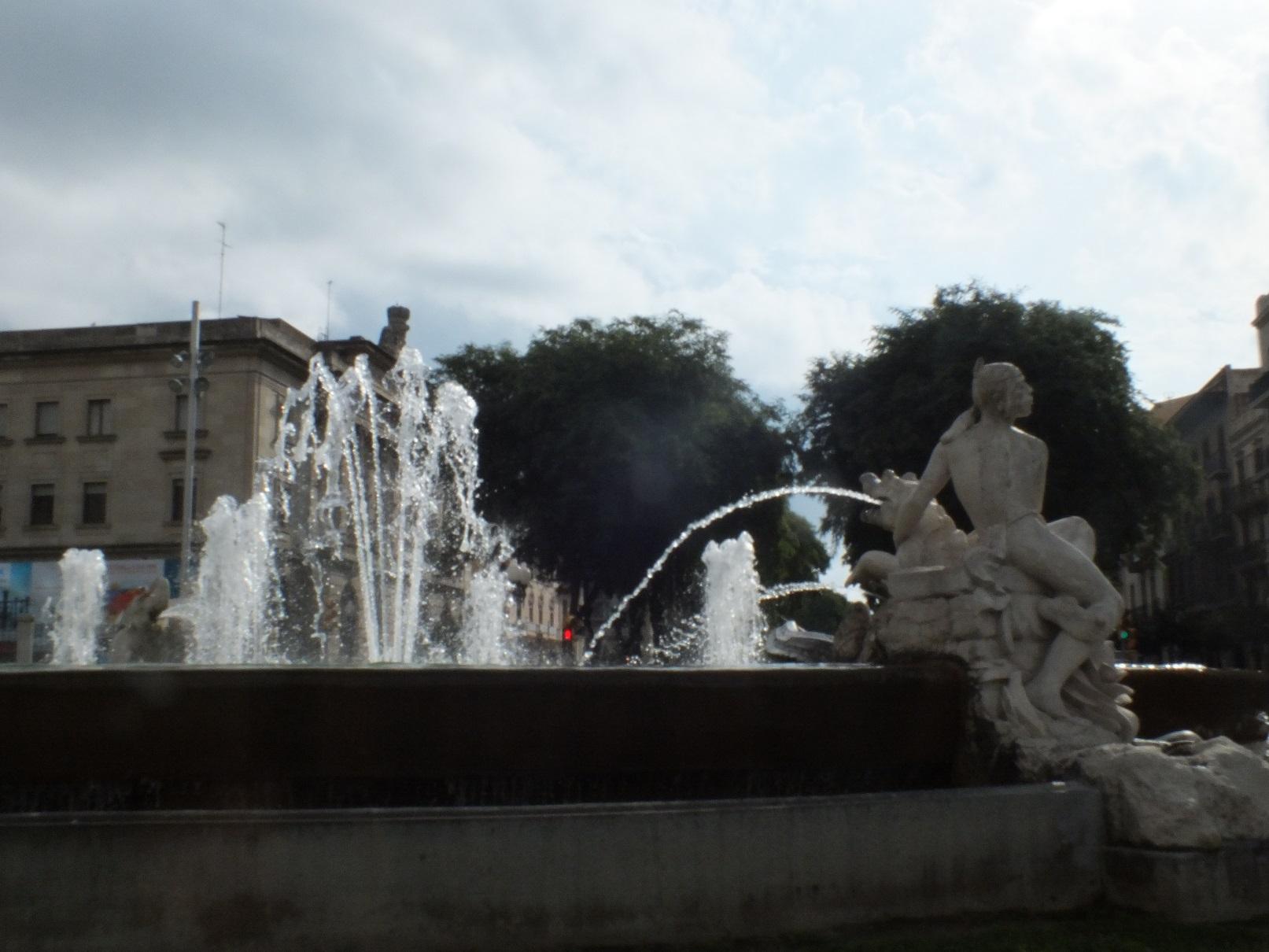Tarragona font de centenari