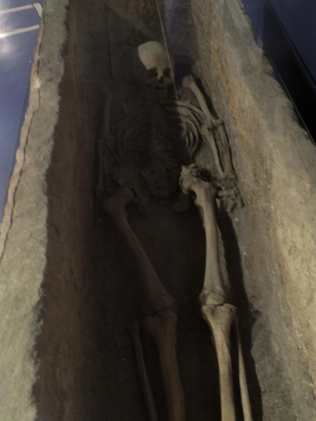 Tarragona necropolis sarcophagus2