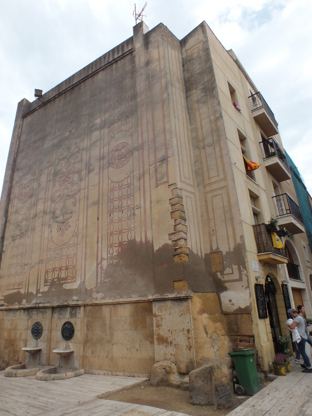 Tarragona placa del forum2