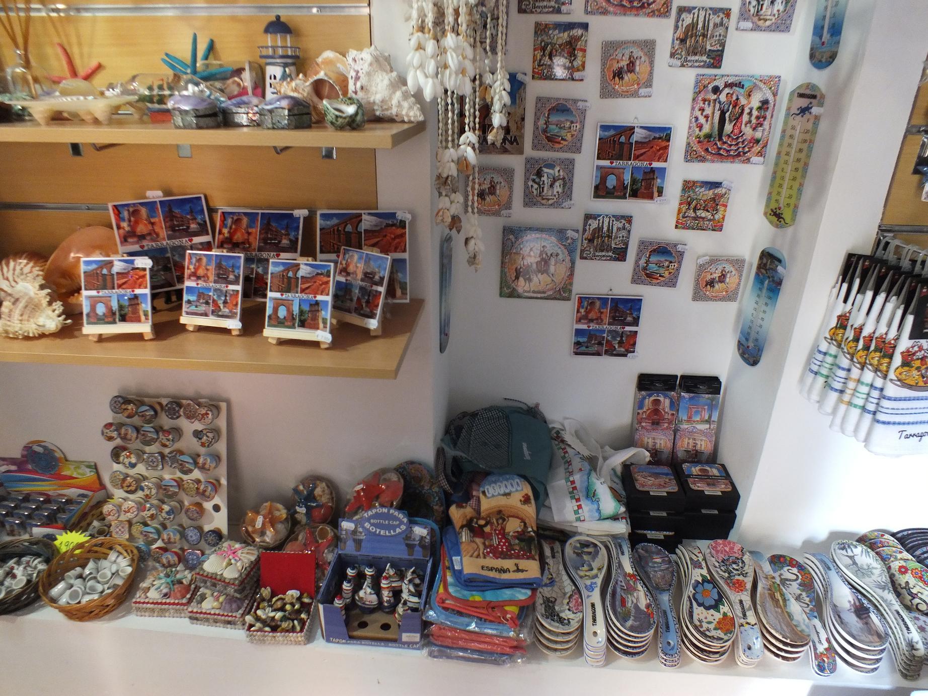 souvenirs3 Tarragona