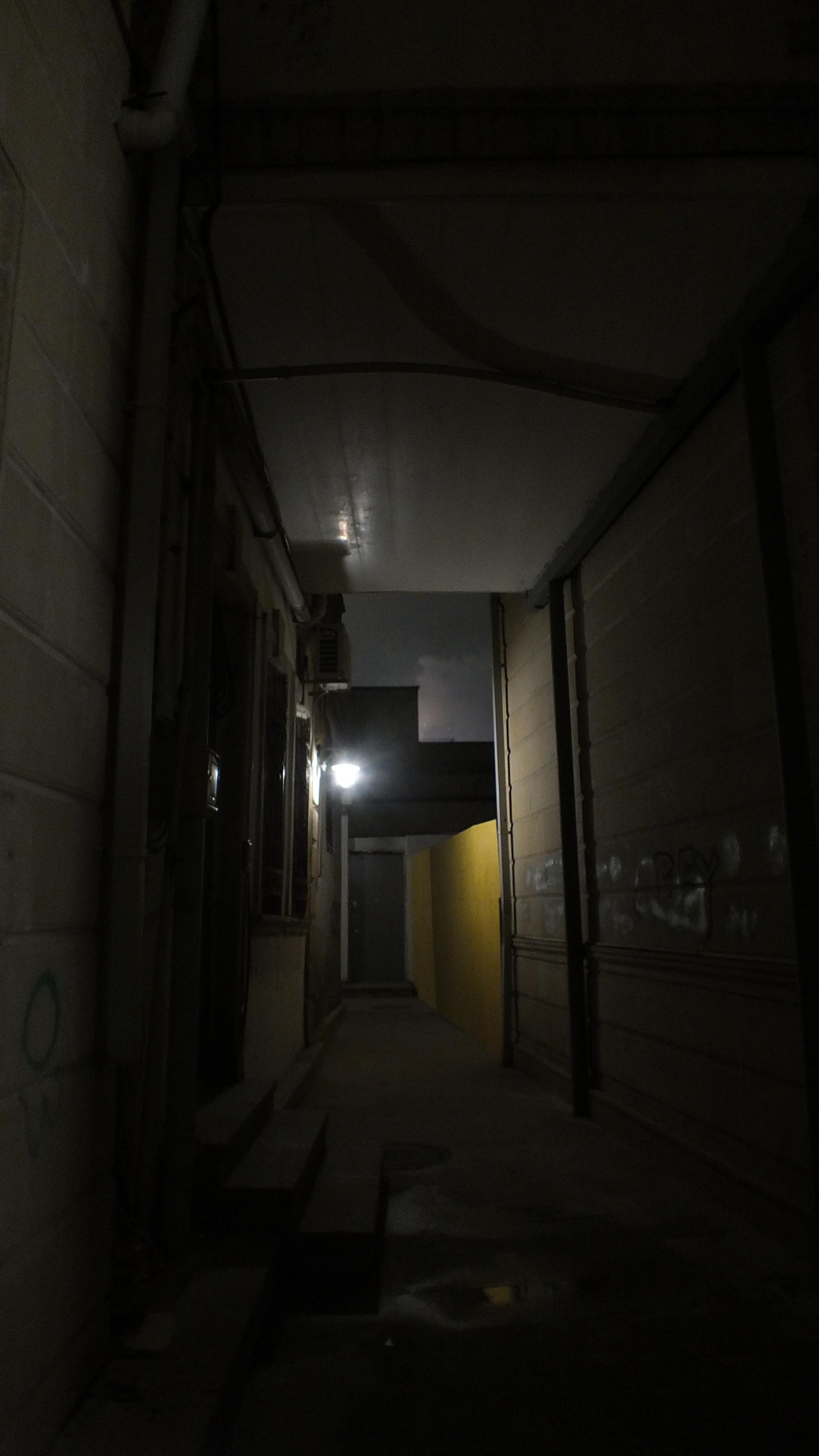 ИчериШехер ночью