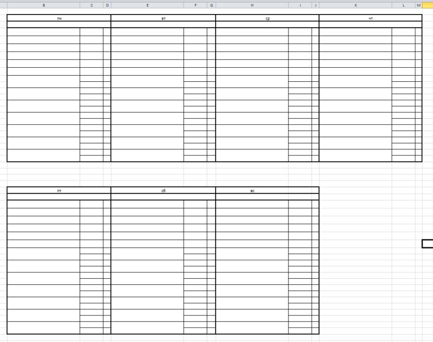 Организация личного времени и планирование